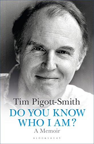 Do You Know Who I Am?: A Memoir