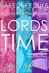 Lords of Time : Compendium: The first three books