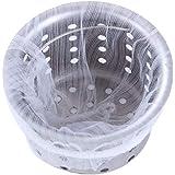 水切りネット 排水口用ゴミ袋 ストッキング ゴミシャット 増量2個セット 200枚入り 小さい生ごみまで 伸縮性