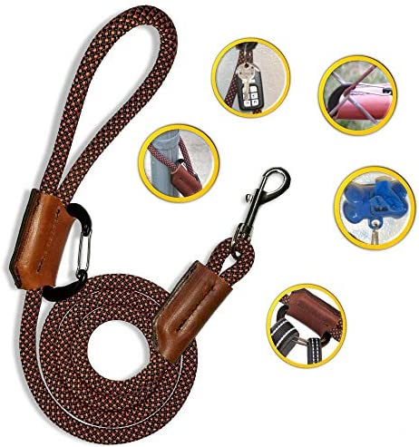 Clip Go Hands Leash Medium
