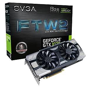 EVGA 08G-P4-6676-KR GeForce GTX 1070 8GB GDDR5 graphics card