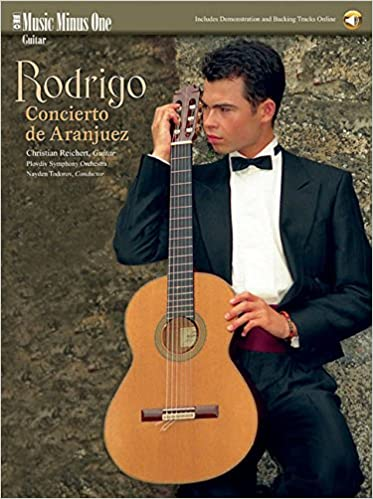 Rodrigo - Concierto de Aranjuez: Guitar Play-Along 2-CD Set ...