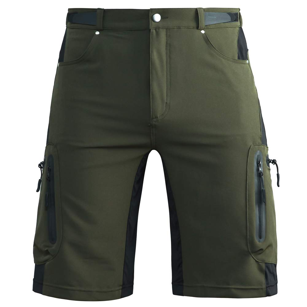 Cycorld Mens Outdoor Hiking Shorts Men Quick Dry Lightweight for Climbing