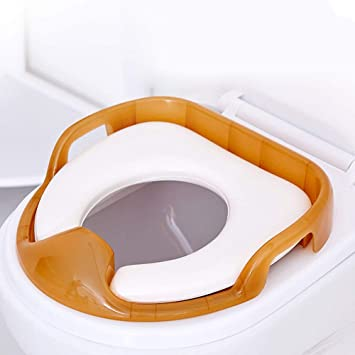 Splash Guard For Toilet Seat.Amazon Com Weseason Potty Training Seat Child Potty Non