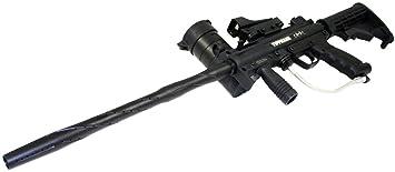 Amazon Com Tippmann A 5 Sniper Paintball Gun With Red Dot Sports