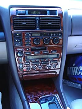 Lexus GS300 GS 300 interior Burl madera Dash trim Kit Set 1993 1994 1995 1996 1997: Amazon.es: Coche y moto