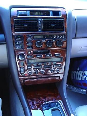 Amazon lexus gs300 gs 300 interior burl wood dash trim kit lexus gs300 gs 300 interior burl wood dash trim kit set 1993 1994 1995 1996 1997 sciox Images