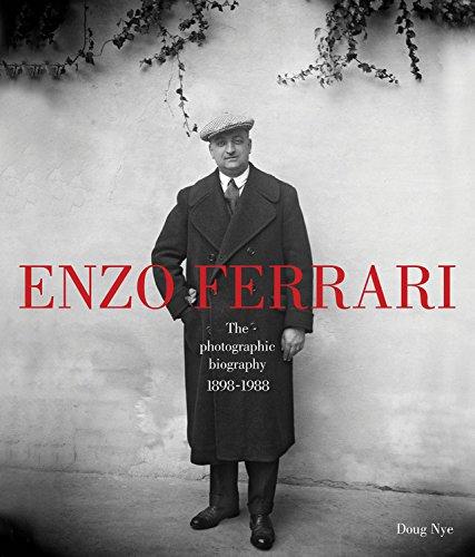 Ferrari Enzo Racing - Enzo Ferrari: The photographic biography