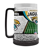 Duck House NFL Jacksonville Jaguars 16oz Crystal Freezer Mug