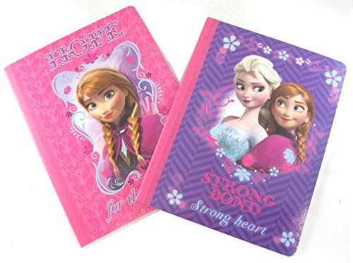 Pk Disney Frozen Composition Book