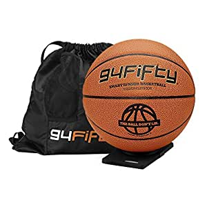 94Fifty Smart Sensor Basketball for iPhone and Android (Men's Size 7)