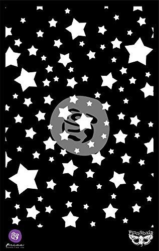 Elementals Stencil Stars