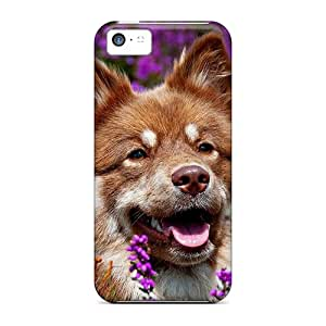 High-quality Durable Protection Cases For Iphone 5c(fun In The Lavender Field)