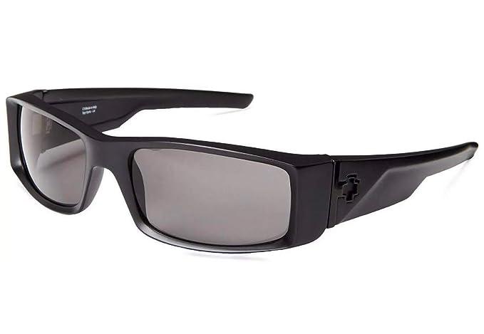 0efcc34676 Spy hielo sunglasses polarized matte black grey one size jpg 679x469 Spy  hielo