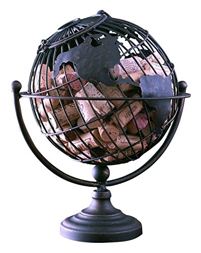 Wine Enthusiast Globe Cork Catcher