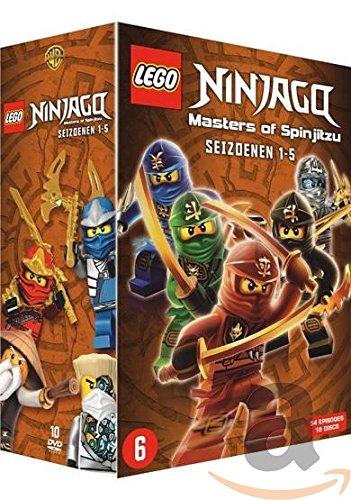 Lego ninjago - Seizoen 1-5