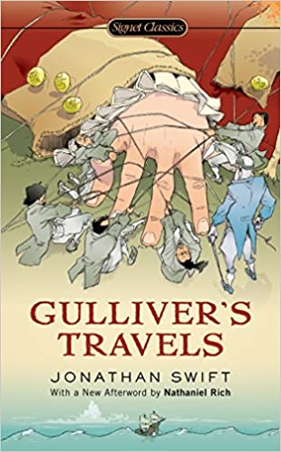 swifts satire in gullivers travels