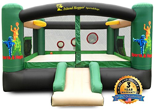 Island Hopper Sports & Hops Recreational Bounce ()