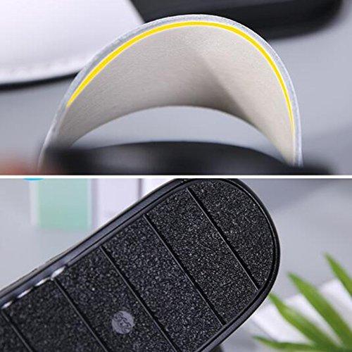 Beige 5 Sencillo Plano 2 Zapatillas 250 Color Verano PENGFEI UK6 Antideslizante Mocasín Beige EU40 US8 Tamaño Colores Hembra Fondo IPZwxp