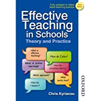 Effective Teaching in Schools Theory and Practice by Chris Kyriacou - Paperback