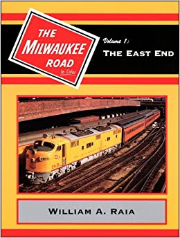 //IBOOK\\ The Milwaukee Road In Color, Vol. 1: The East End. First cobbler Mayadeen Double Picasso Vicente grootste