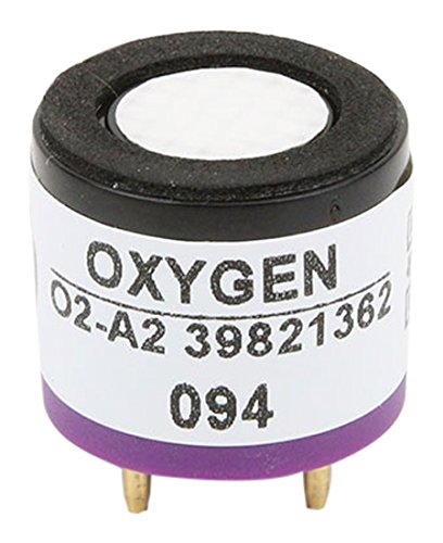 Gas Clip Technologies MGC-SE-O2 MGC O2 Sensor, Oxygen Sensor Replacement for MGC, MGC-P, MGC-IR-Pump and MGC-P-Pump