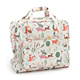Hobby Gift 'Woodland' Sewing Machine Bag 20 x 43 x 37cm (d/w/h)