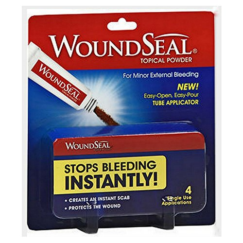 WoundSeal Powder 4 Each (Pack of 10) by Biolife