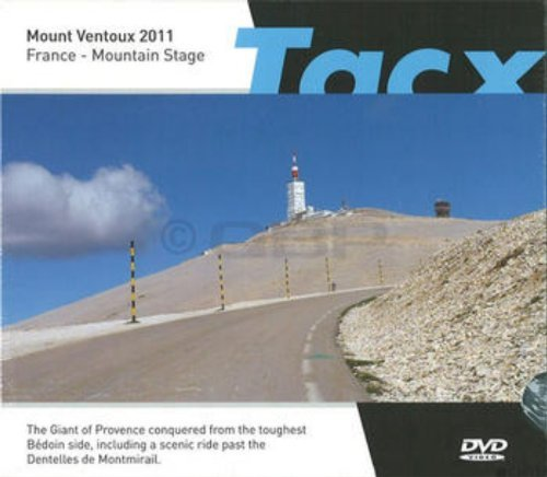 Tacx Films Real Life Video Mountain Stages Mont Ventoux 2011 - France by Tacx ()