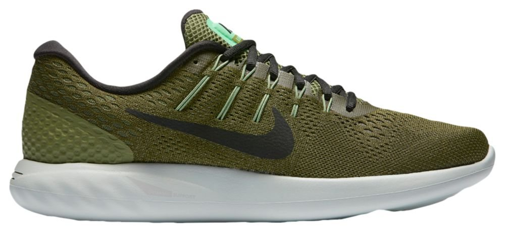 [ナイキ] Nike LunarGlide 8 - メンズ ランニング [並行輸入品] B072PTGSWJ US11.5 Palm Green/Legion Green/Electro Green/Black