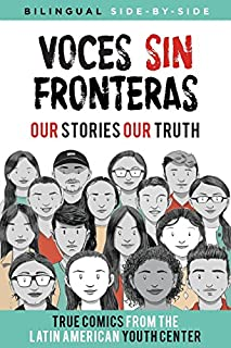 Book Cover: Voces Sin Fronteras: Our Stories, Our Truth