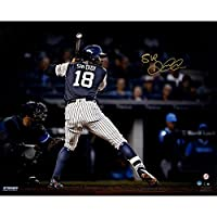 Didi Gregorius Signed 'Player's Weekend' 8x10 Metallic Photo