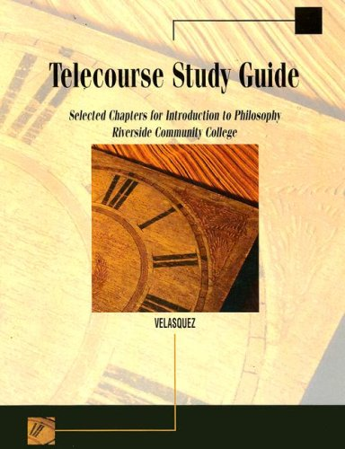 Telecourse Study Guide for the Examined Life