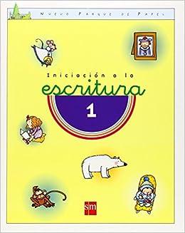 Iniciación a la escritura 1 y 2. Nuevo parque de papel - 9788434864085: Amazon.es: María Castillo, Nuria Lantero: Libros