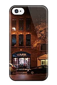 Hot Snap-on Dans Le Plateau Mont-royal Hard Cover Case/ Protective Case For Iphone 4/4s