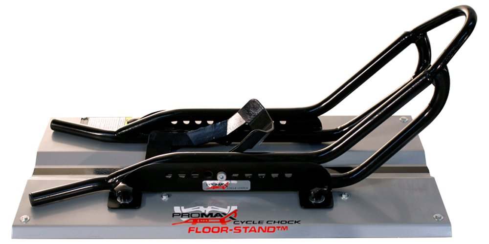 Drop Tail Trailers 03-PMFSK-01 PROMAX Floor Stand Cycle Chock Kit