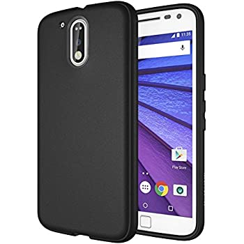 Amazon.com: Orzly Grip-Pro Case for Moto G4 & G4 Plus ...