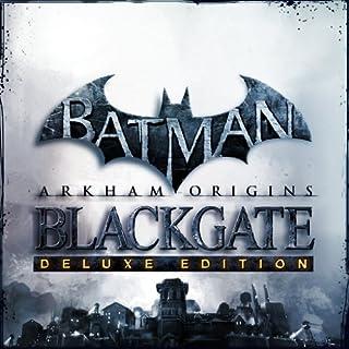 Batman: Arkham Origins Blackgate - Deluxe Edition - PS3 [Digital Code] (B00JJ1JCFK) | Amazon price tracker / tracking, Amazon price history charts, Amazon price watches, Amazon price drop alerts