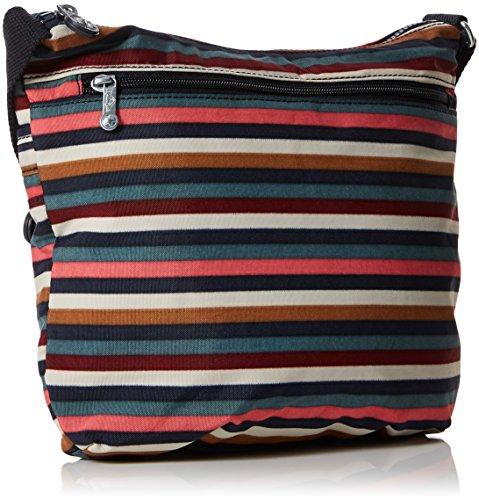Arto Multicolore Kipling Multi Sacs Stripes bandoulière OwdqPR