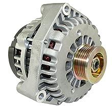 DB Electrical ADR0217 New Alternator 4.3L 4.3 4.8L 4.8 5.3L 5.3 6.0L 6.0 1500 2500 Silverado Sierra Pickup 99 00 01 02 1999 2000 2001 2002 112853 321-1749 321-1803 321-1813 321-1816 321-2123 10464405