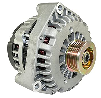 DB Electrical ADR0217 New Alternator 4 3L 4 3 4 8L 4 8 5 3L 5 3 6 0L 6 0  1500 2500 Silverado Sierra Pickup 99 00 01 02 1999 2000 2001 2002 112853