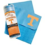 NCAA Tennessee Volunteers Vols Cool Comfort Blue and Orange PVA Hand Body Towel - 27 X 17 Inches