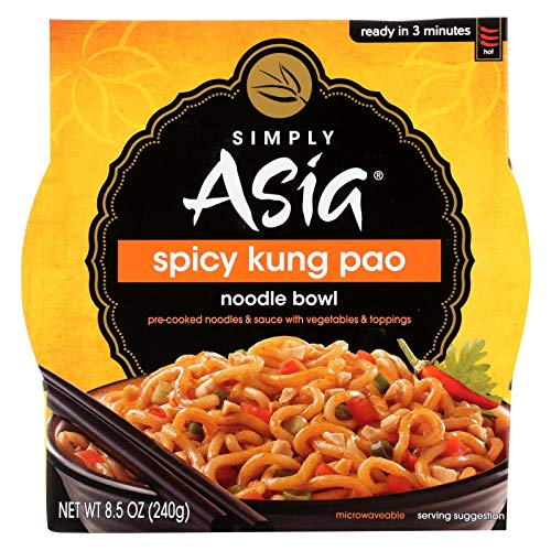 Simply Asia Noodle Bowl - Spicy Kung Pao - Case of 6 - 8.5 ()