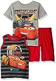 Disney 3 Piece Cars Muscle Tank, T-Shirt - Best Reviews Guide