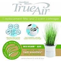 Hamilton Beach TrueAir Fresh Essentials Replacement Filter and Cartridges