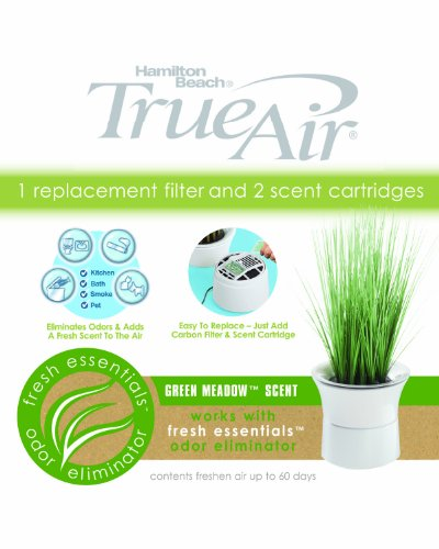 Hamilton Beach TrueAir Fresh Essentials Replacement Filter a