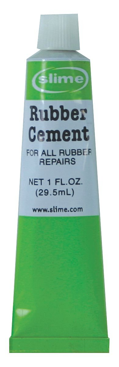 Slime 1051-A Rubber Cement - 1 oz.
