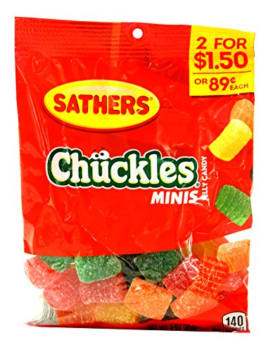 chuckles minis jelly candy - 5