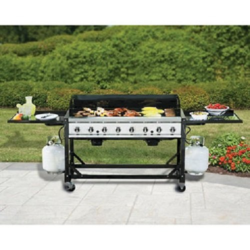 Member's Mark 8 Burner Event Grill (Mark Grills Members)