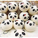 5Five Cute Panda Squishy Charm